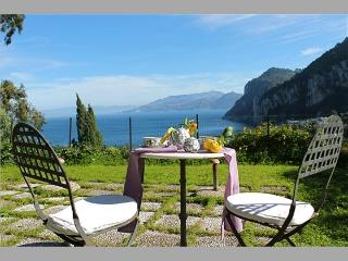PANORAMIC GARDEN, A FEW STEPS FROM THE CENTER - Capri vacation rentals
