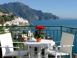 Panoramic apartment Blue flowers B - Amalfi vacation rentals