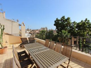 BEAUTIFUL SINGLE-FAMILY HOUSE IN OLD TOWN. R.00041 - Palma de Mallorca vacation rentals