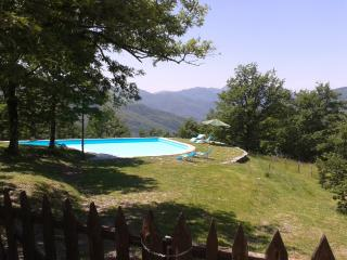 Villa with private pool - Il Gufo Farmhouse - San Marcello Pistoiese vacation rentals