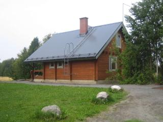 Log cabin on the shore of Toutonen - Tampere vacation rentals