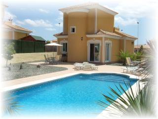 3 Bed Luxury Private Villa with Private Pool - Mazarron vacation rentals