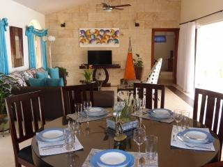 Enjoy this elegant custom villa and unwind in any of the tastefully designed - Cabarete vacation rentals