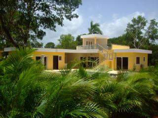 A retreat in the hills of Sosua. 24/hr security within the Casa Linda complex in the newest section of the village. Tv in every bedroom, BBQ salon area and rooftop jacuzzi.(765k) - Cabarete vacation rentals