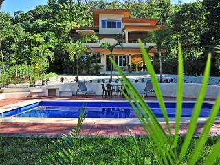 Modern Rustic Villa, Walk 2 Beach & Relax Poolside - Cabuya vacation rentals
