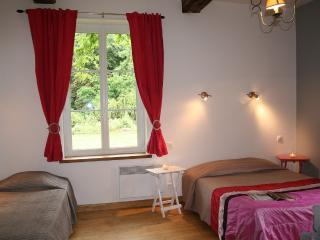 Cosy cottage entouré de verdure à 10 min du Crotoy - Bernay-en-Ponthieu vacation rentals