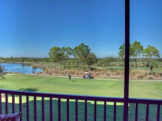 Beautiful River Strand Condo with Amazing Golf Course Views - Bradenton vacation rentals