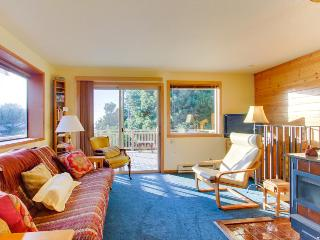 Dog-friendly, oceanview home in lovely Manzanita - close to the beach - Manzanita vacation rentals