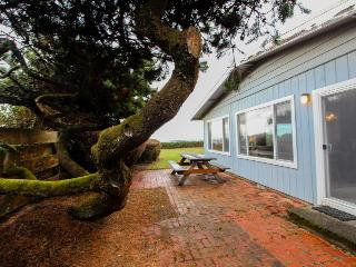Dog-friendly waterfront home w/ a private path to the beach - Waldport vacation rentals
