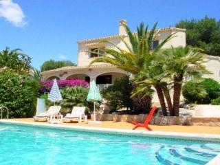 5 bedroom Villa in Javea, Costa Blanca, Spain : ref 2264709 - Benitachell vacation rentals