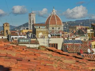 Pitti Terrace Florence Vacation Rental from Windows on Italy - Florence vacation rentals