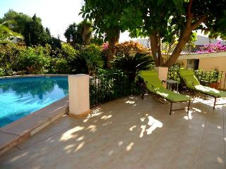 Altea, villa private pool, BBQ, 6 persons - Altea la Vella vacation rentals