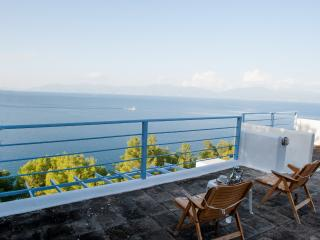 Magnificent residence - Marvelous sea view - Theologos vacation rentals