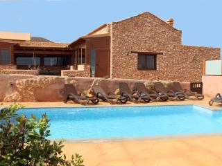 Amazing Villa with private pool.10 guests - Lajares vacation rentals