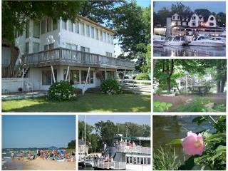 Perfect Waterfront Views;  Minutes to Town & Beach - Southwest Michigan vacation rentals