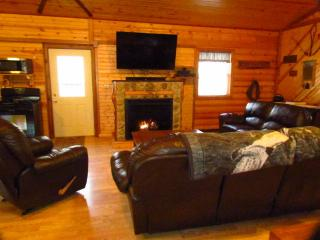 Kishauwau Cabins near Starved Rock Utica IL Grand - Illinois vacation rentals