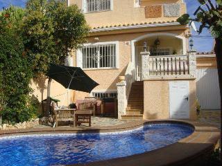 Kristal Villa - La Nucia vacation rentals