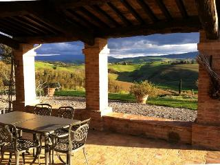 Agriturismo Podere Cunina in Toscana Vitis - Siena vacation rentals