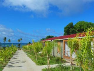 Cottage Cirik 1 bedroom, 2 pers, beach at 50m - Le Vauclin vacation rentals