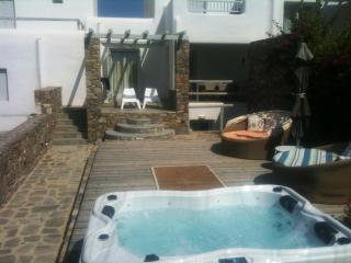 House 2 (3 Private Bedrooms) By The Beach Of Kalo Livadi With Sea View - Kalo Livadi vacation rentals