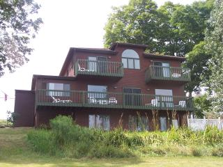 Lakefront Contemporary!  Walk to Bethel woods! - Bethel vacation rentals