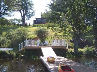 Lakefront Contemporary!  Walk to Bethel woods! - Bethel vacation rentals