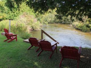 Boardman River Retreat-Taking 2015 Reservations! - Lake Leelanau vacation rentals
