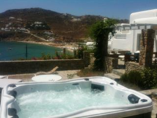 4  Bedroom Private House Bythe Beach With Sea View -(Up To 8 Guests) - Kalo Livadi vacation rentals