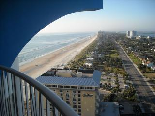 Almost the penthouse with spectacular Ocean and River views! - Daytona Beach vacation rentals