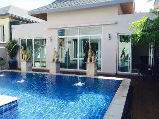 3 Bedroom Bali style Villa - Thailand vacation rentals