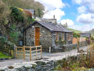 THE LODGE, stone-built, detached, hot tub, pet-friendly, romantic retreat, near Newby Bridge, Ref 911747 - Lake District vacation rentals