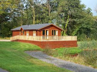 OAK LODGE, romantic, luxury holiday cottage, hot tub, near Narberth, Ref 917601 - Crymych vacation rentals