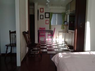 Shibuya-2bedroom-3beds-mobile WiFi:-)LOVETOKYO - Tokyo Prefecture vacation rentals