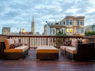 Best 2 Bedroom in San Francisco with Parking! - San Francisco vacation rentals