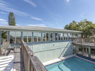 Heron Duplex with Amazing Views of the Gulf and Heated Pool -  Heron Duplex - Fort Myers Beach vacation rentals