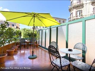 Politeama Flat-Office with Terrace - Palermo vacation rentals