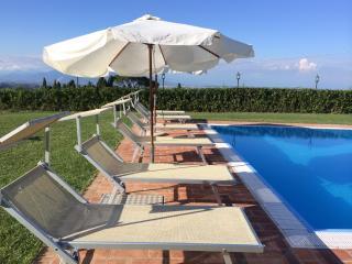 villa  5 bedroms 4 bathrooms A/C ,WI FI - Casciana Terme vacation rentals