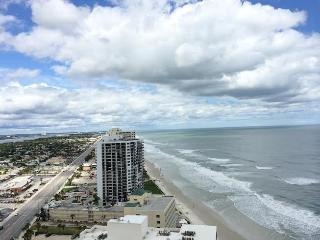 Breathtaking Ocean Views - Peck Plaza 18NW - Daytona Beach vacation rentals