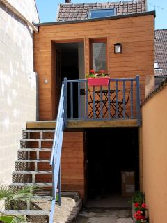 1 bedroom Condo with Internet Access in Beaumont-sur-Oise - Beaumont-sur-Oise vacation rentals