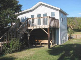 "1908  Palmetto Blvd - ""BHS Cottage"" - Edisto Beach vacation rentals"