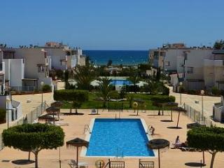 Magnificent beachfront apartment (Naturist Area) - Villaricos vacation rentals
