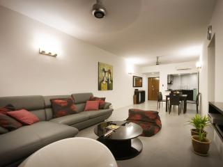 Cool new city-view apartment on 15th floor - Kuala Lumpur vacation rentals