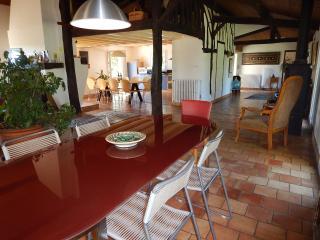 Grande Maison de Campagne. Idéal 12 personnes - Saint-Seurin-sur-l'Isle vacation rentals