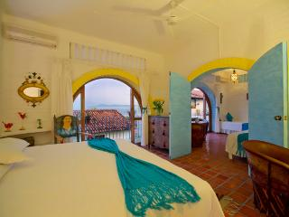 Traditional Styled Room in Downtown | Corazón 2 - Puerto Vallarta vacation rentals