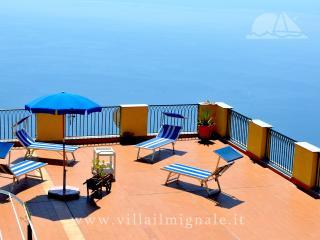 Villa Il Mignale, Furore, Amalfi Coast - Furore vacation rentals