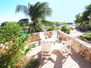 OCEAN GARDEN  2-bedroom ocean front apartment - Curacao vacation rentals