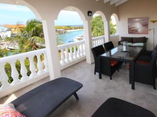 OCEAN SKY - 2 bedroom penthouse with ocean view - Willemstad vacation rentals