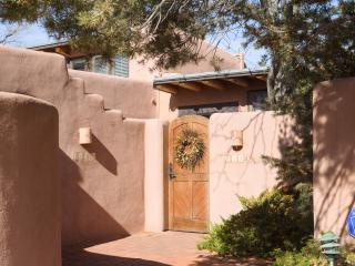 Bella Casa- Book to Ski Now!  Walk to Plaza, Quiet & Private Traditional Adobe - Santa Fe vacation rentals