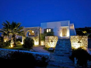 Aiolos Villa-Tranquil Villa in Paros - Ampelas vacation rentals