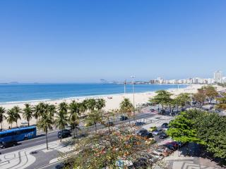 Amazing Beach Front Copacabana - Rio de Janeiro vacation rentals